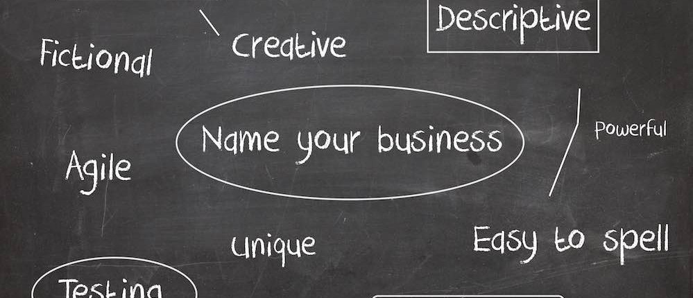 choosing brand names 4 tips for choosing a great business name choosing a business name is one of the first big tasks for any  these names represent the brand's philosophy,.