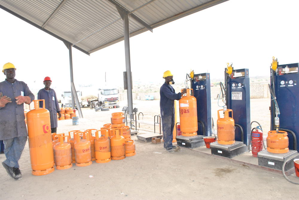 Mini Gas Plant : How to start a cooking gas distribution business in nigeria