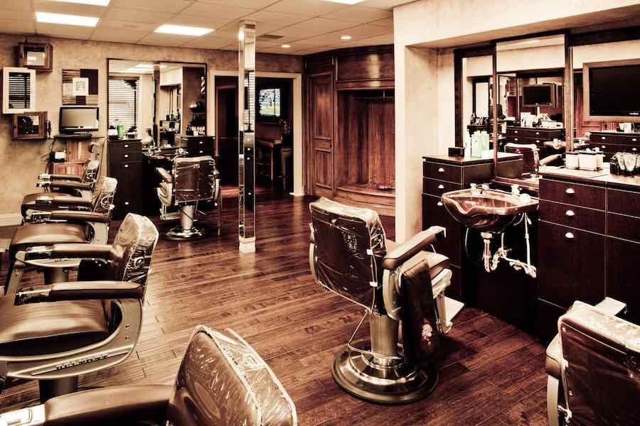 barbing salon business