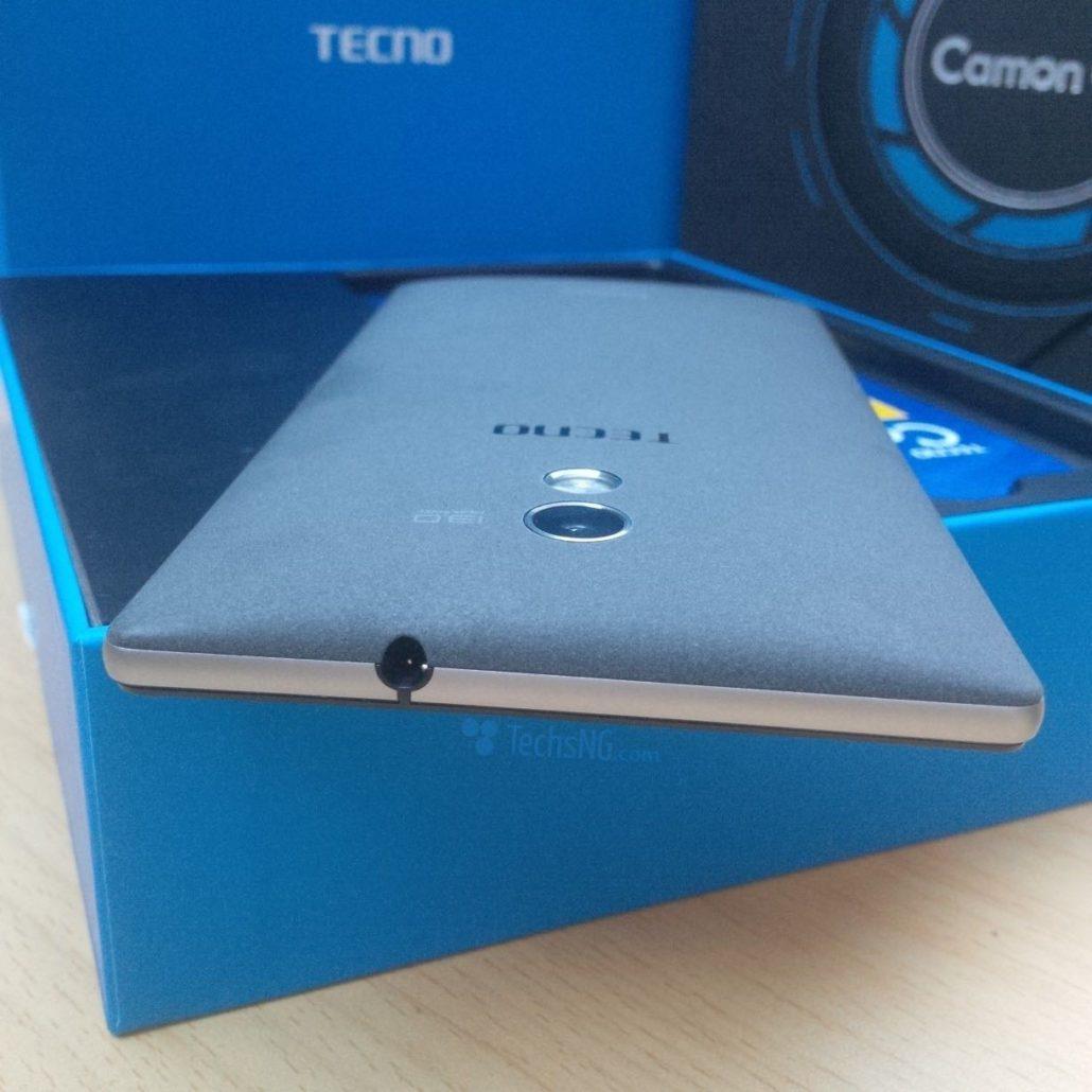Tecno Camon C9 Review