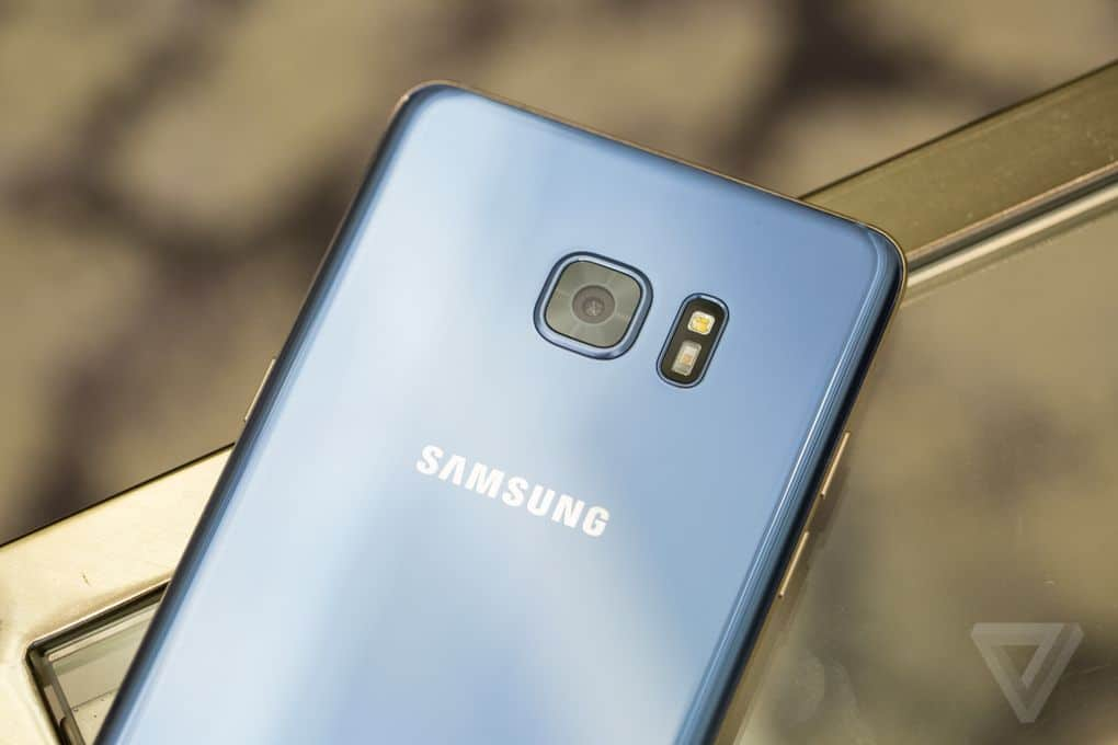 samsung note 7 price in nigeria