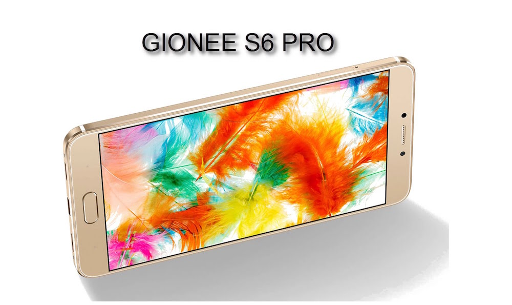 gionee s6 pro price