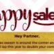jumia happy sales