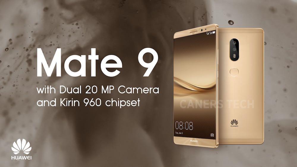 Huawei Mate 9 Price