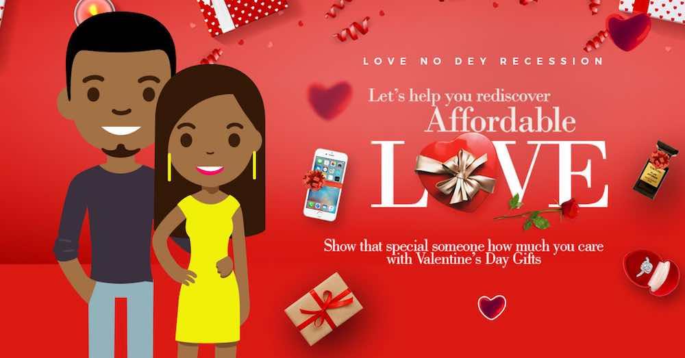 konga valentine offers love deals 2017 - Valentine Deals