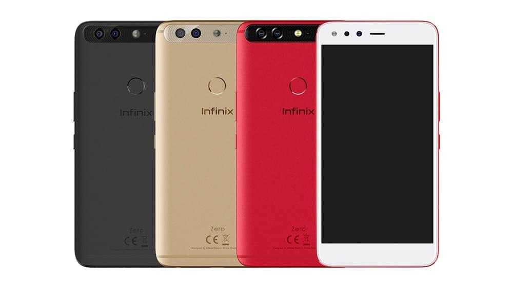 Infinix zero 5 image